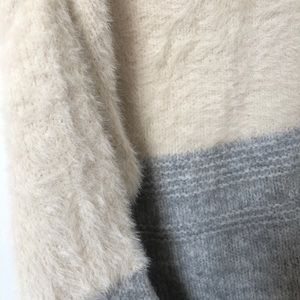 Fuzzy, soft, oversized Zara kids sweater